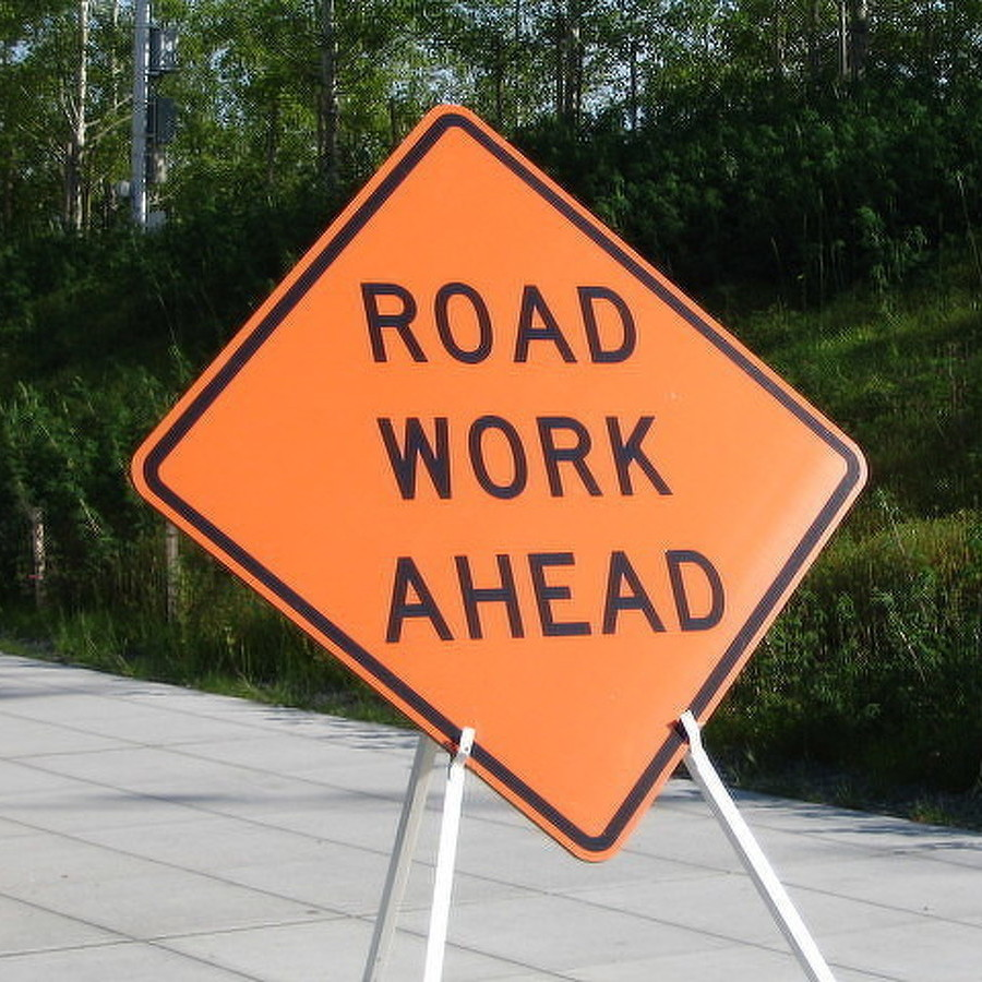 Paving Work Scheduled for Two Roads