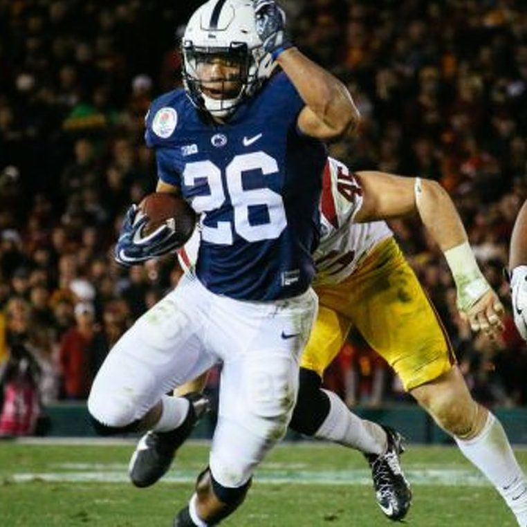 Penn State Football: Barkley Will Have His Work Cut Out For Him To Catch McCaffrey