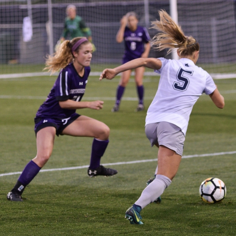 No. 8 Penn State Women's Soccer Opens Big Ten Play with Win Over Northwestern