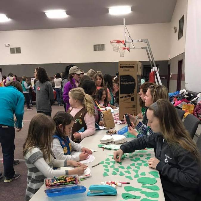 On My Honor Campaign Aims to Provide More Opportunities for Local Girl Scouts