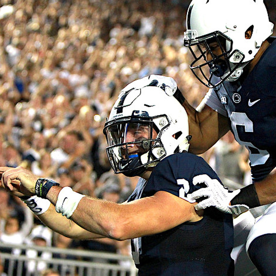 Penn State Hopes to Pass (Pink) Road Test at Iowa With Flying Colors