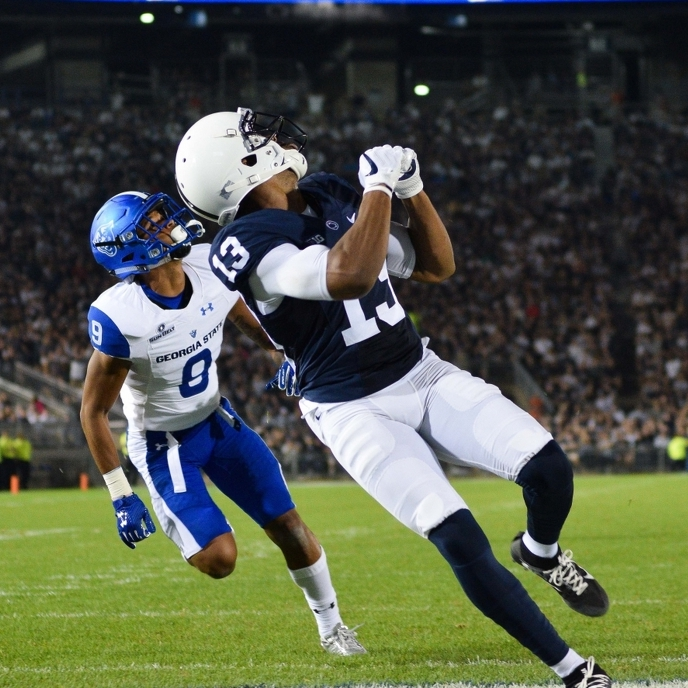 Penn State Uplifting Athletes Raises More Than $13,000 with Touchdown Pledge Drive