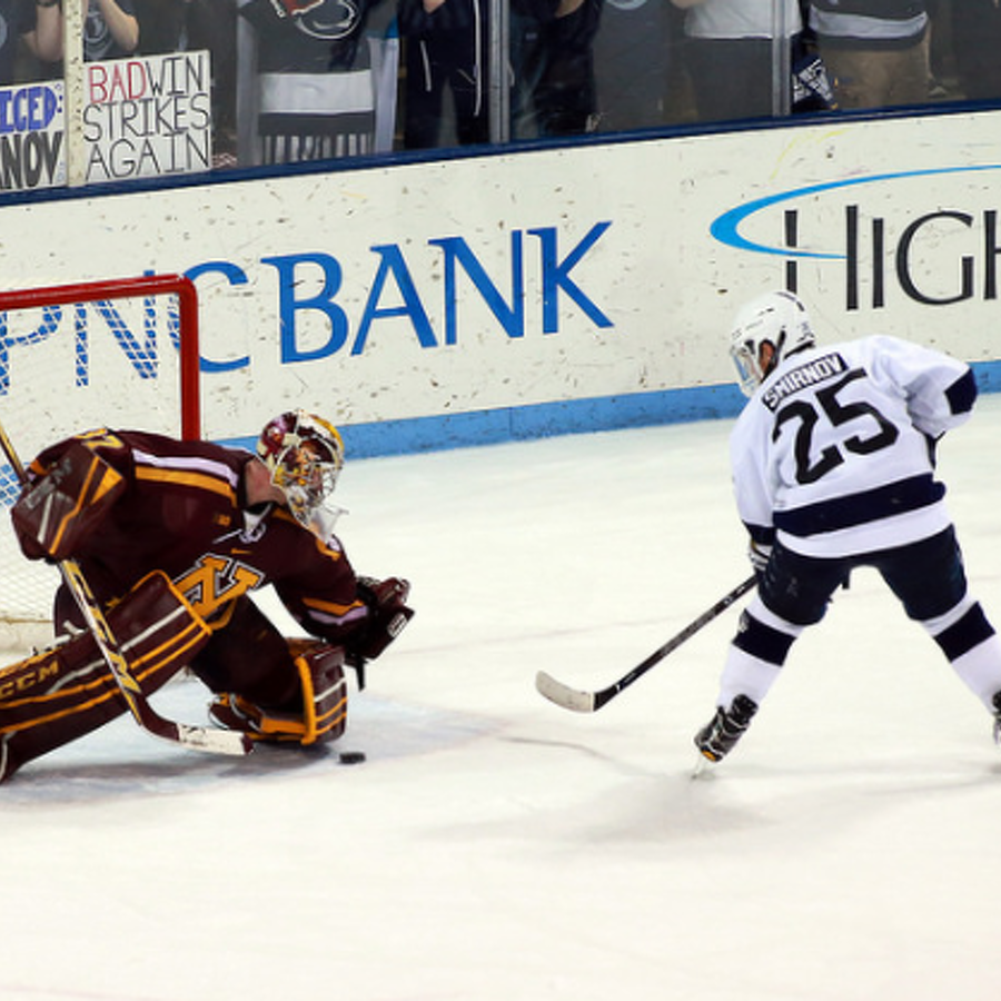 Penn State Hockey: Nittany Lions Tabbed For Fourth Place Finish, Smirnov And Jones Land Honors