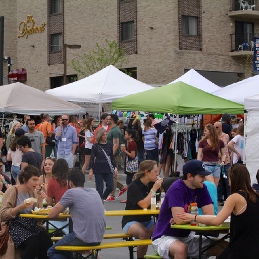 Pop Up Ave Flea Market Set to Return to Downtown State College