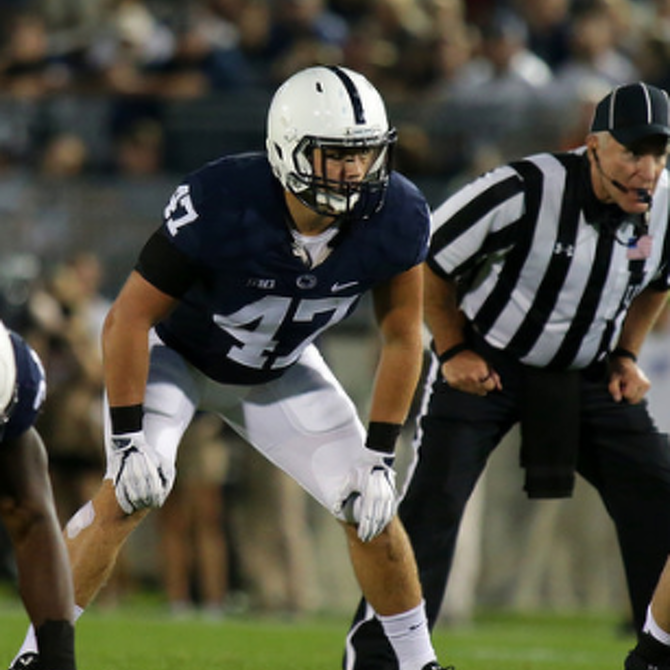 Penn State Football: Smith Lands Off The Field Honors
