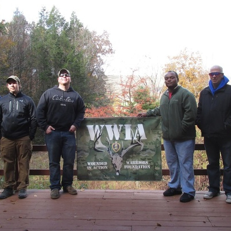 Annual Event Welcomes Purple Heart Recipients for Hunting and Fishing Weekend