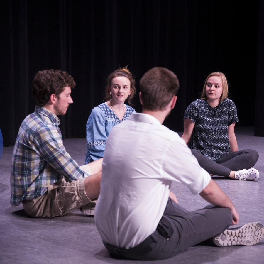 Penn State No Refund Theatre Presents 'Circle Mirror Transformation'