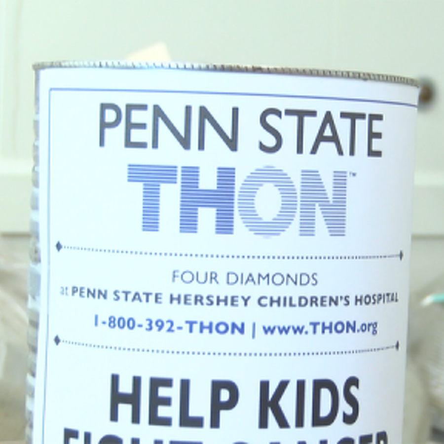 THON Says Goodbye to Canning