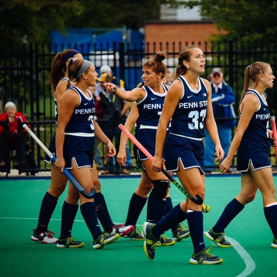 No. 3 Penn State Field Hockey Shut Out by No. 9 Michigan
