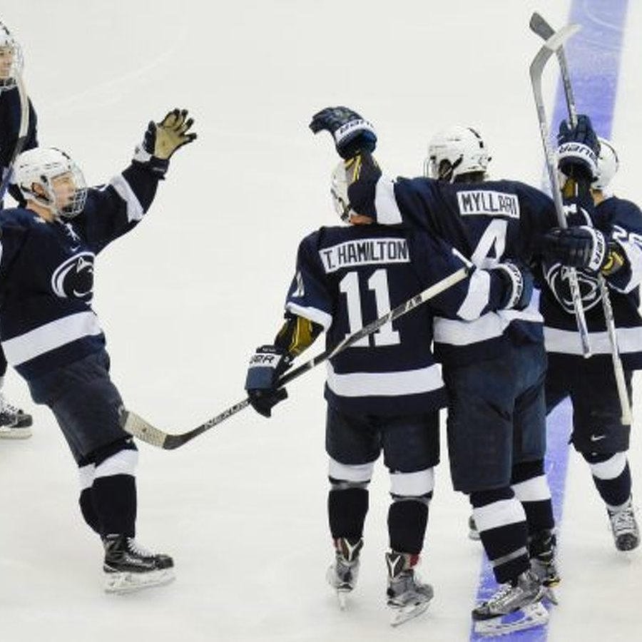 Penn State Hockey Ranked No. 10 in USCHO Preseason Poll