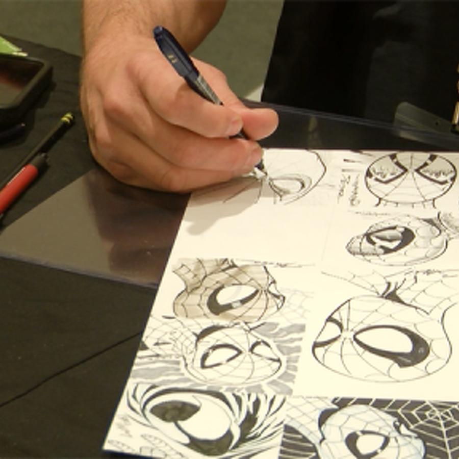 Nittany Con Brings Together Artists, Vendors and Fans
