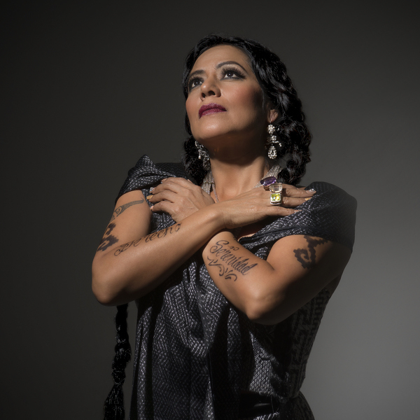 Lila Downs to Tell Impassioned Stories Through Song at Eisenhower Auditorium