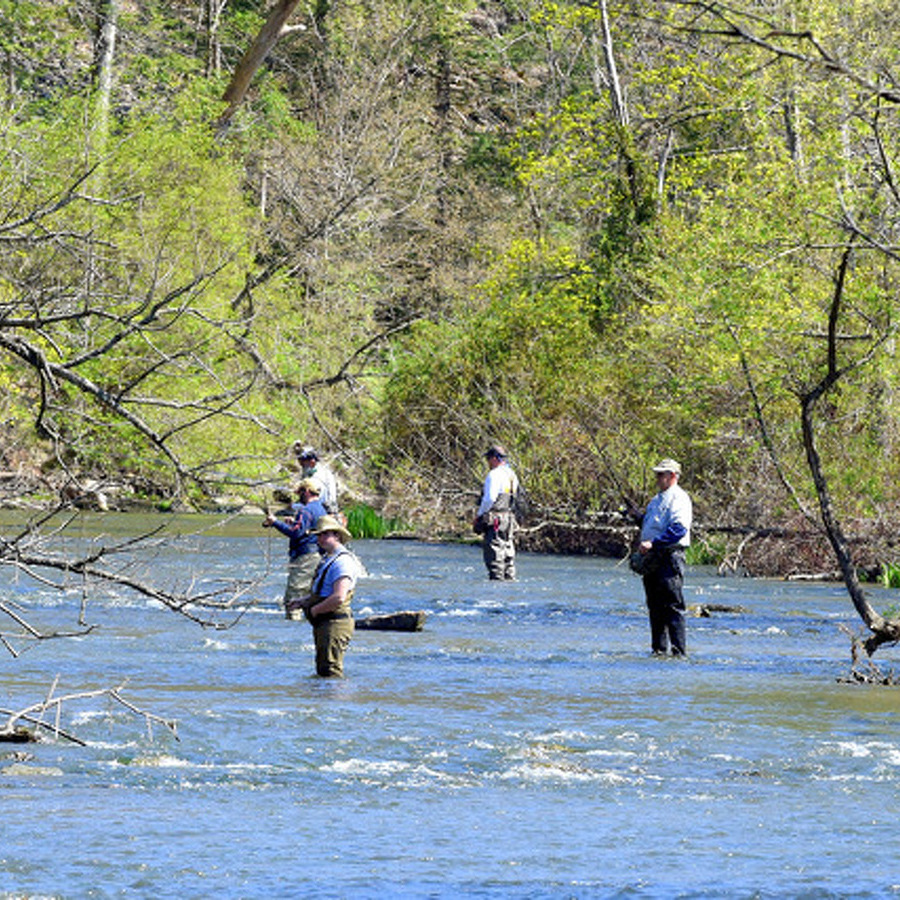 Spring Creek Chapter of Trout Unlimited Receives Hefty Conservation Grant