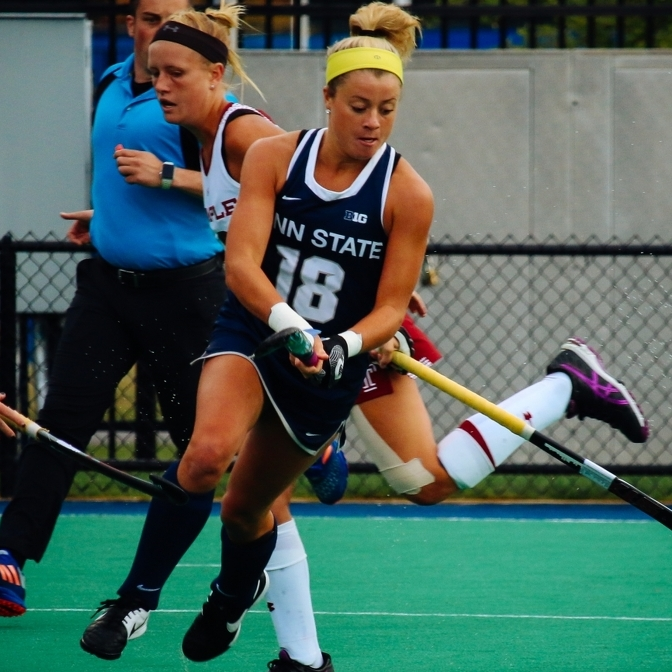 Early Goal, Tight Defense Carry No. 4 Penn State Field Hockey Past Michigan State