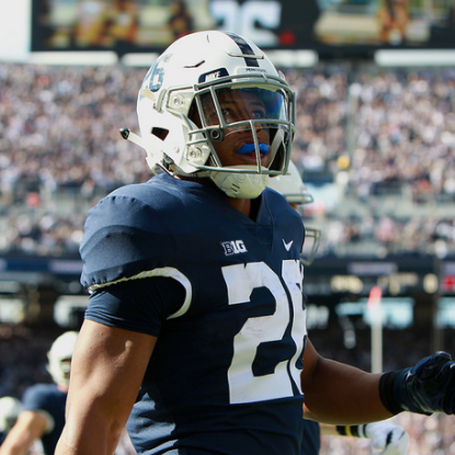 Penn State Football: Hamilton And Barkley Take Home Conference Honors