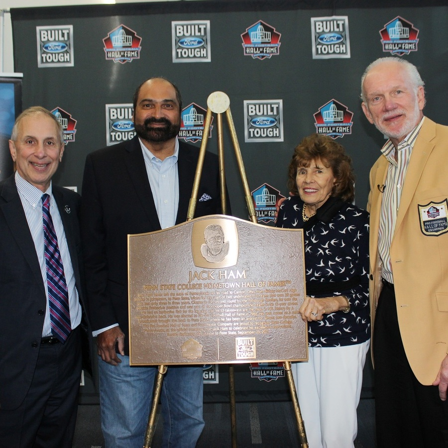 Penn State's Jack Ham inducted into the Hometown Hall of Fame