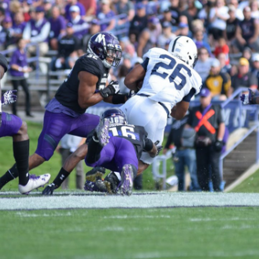 Penn State Football: Barkley Targets Only Help Nittany Lions