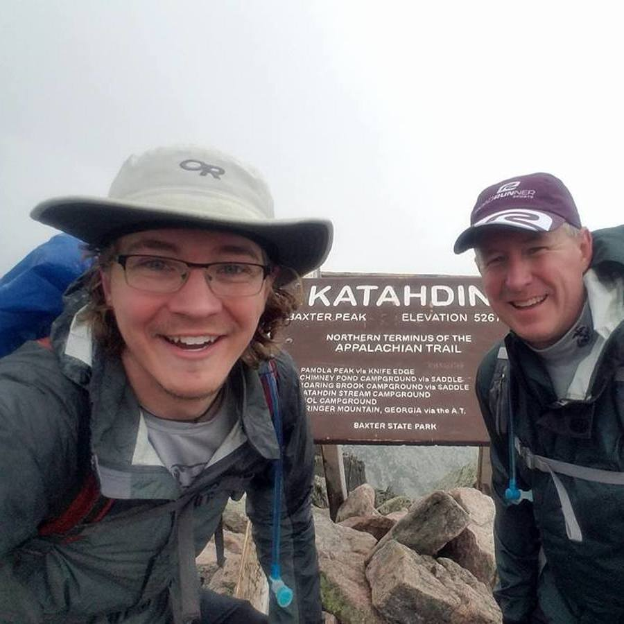 Hike Your Own Hike: One Local Man's Epic 2,200-Mile Journey