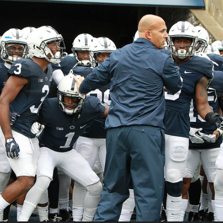 Penn State Football: Nittany Lions Hit Highest Ranking Since 1999