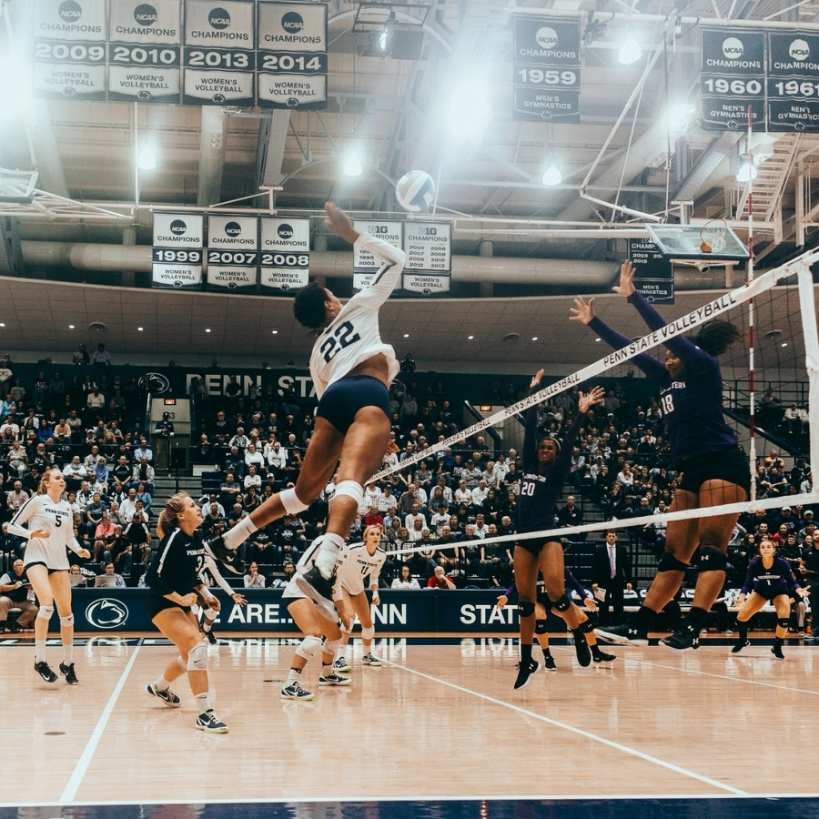 Penn State Women's Volleyball Reclaims No. 1 Ranking for First Time in Nearly Two Years