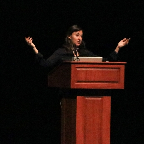 Author, Pulitzer Prize-Winning Photographer Lynsey Addario Shares Inspiring Career