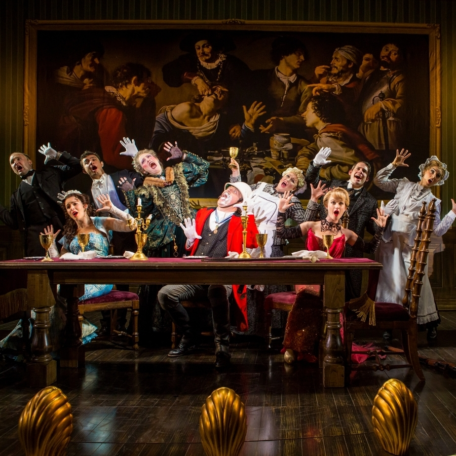 'A Gentleman's Guide To Love And Murder' National Tour Heads to Eisenhower Auditorium