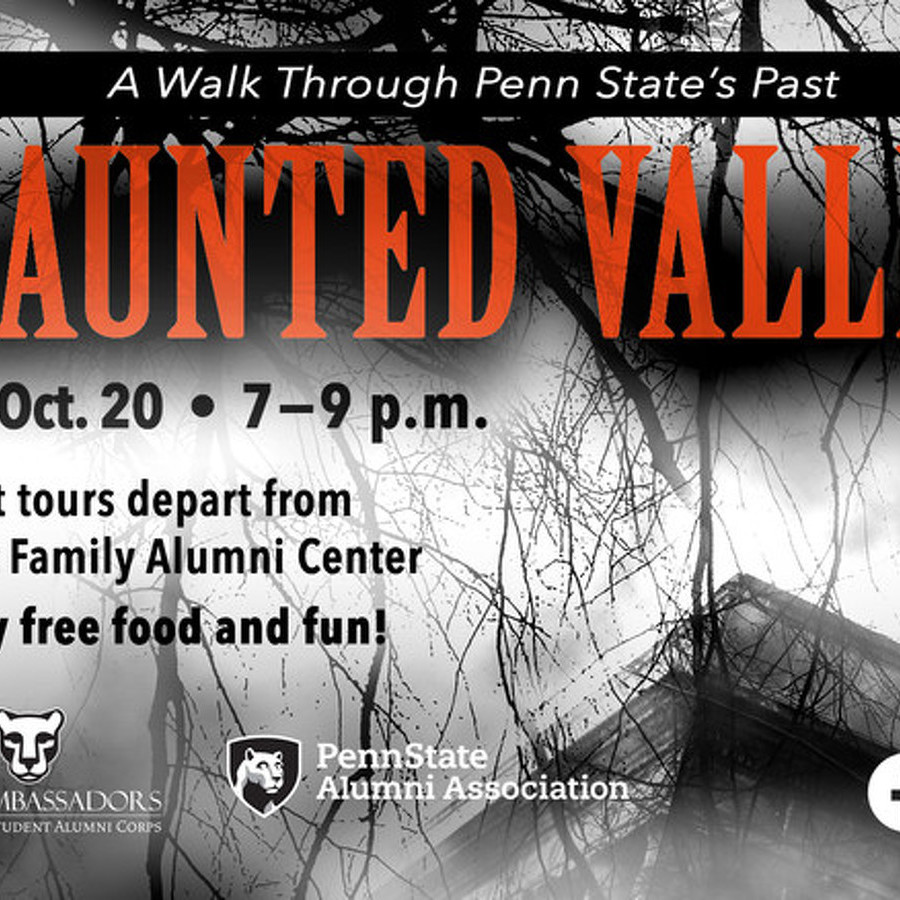 'Haunted Valley' Set for Friday