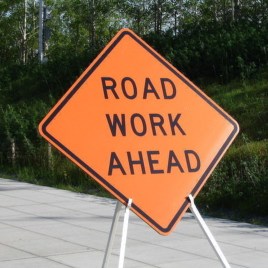 Travel Delays Expected with Road Work in Patton, College Townships