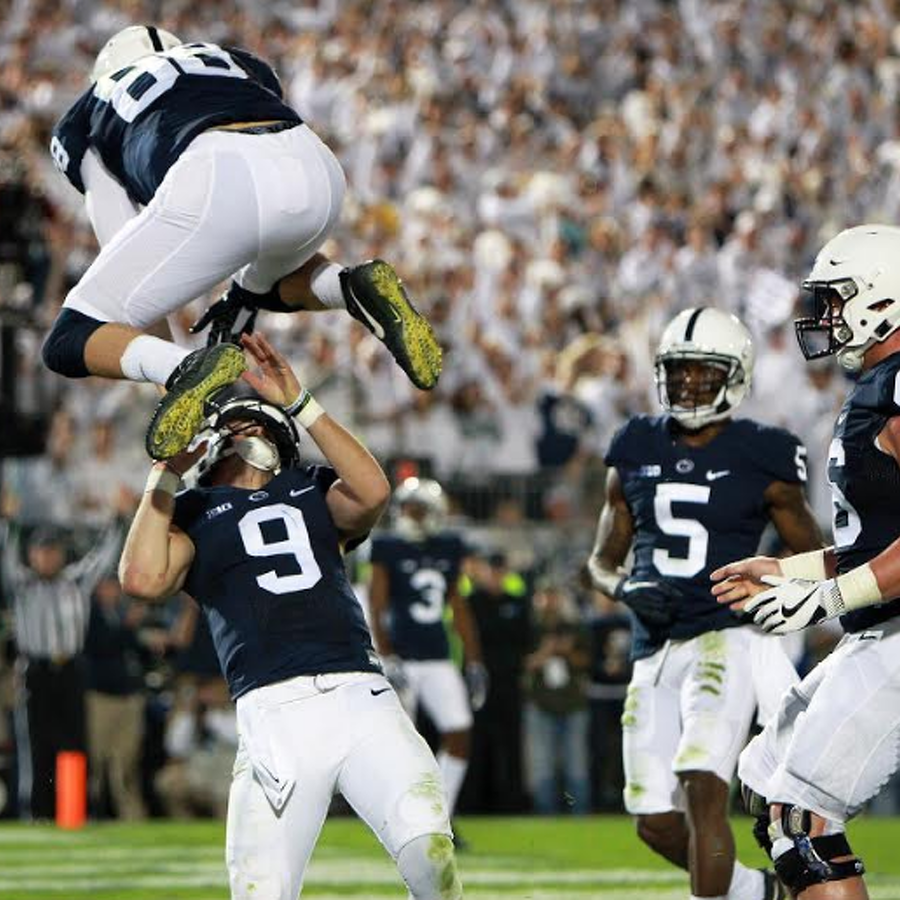 Penn State Football: Handing Out The Grades Following A 42-13 Win Over Michigan
