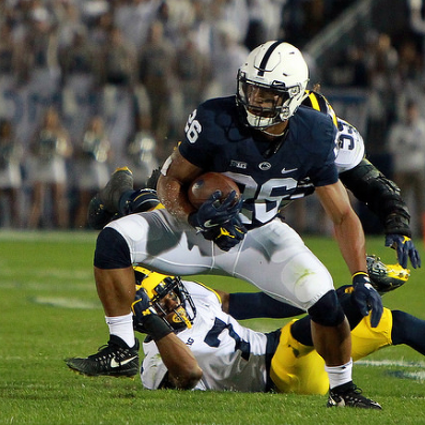 Penn State Football: Meyer Not Short On Praise For Barkley