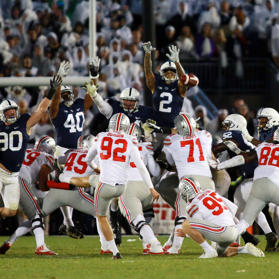 Penn State, Ohio State and a Shocking Result from the Distant Past