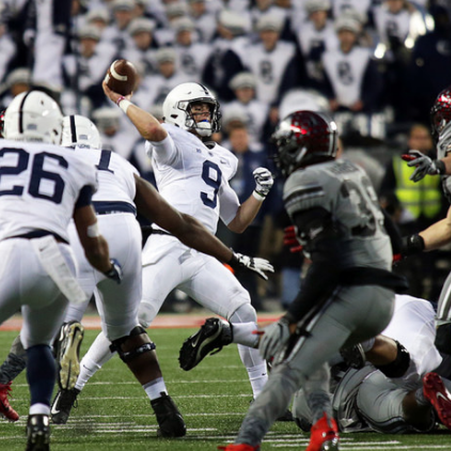 Penn State Football: Franklin Talks Late Red Zone Series Against Ohio State