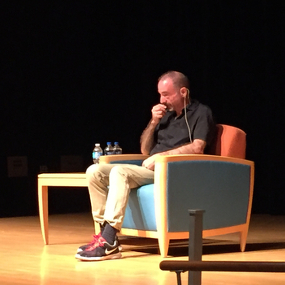 First Person to Be Cured of HIV Discusses Journey, Treatment in Lecture at Penn State