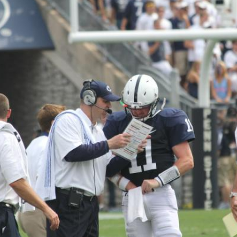 Penn State Football: O'Brien And McGloin Set For Houston Reunion
