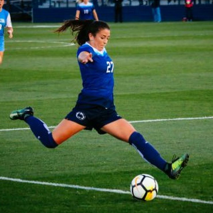 Penn State Women's Soccer Headed to Big Ten Championship After OT Win Over Ohio State