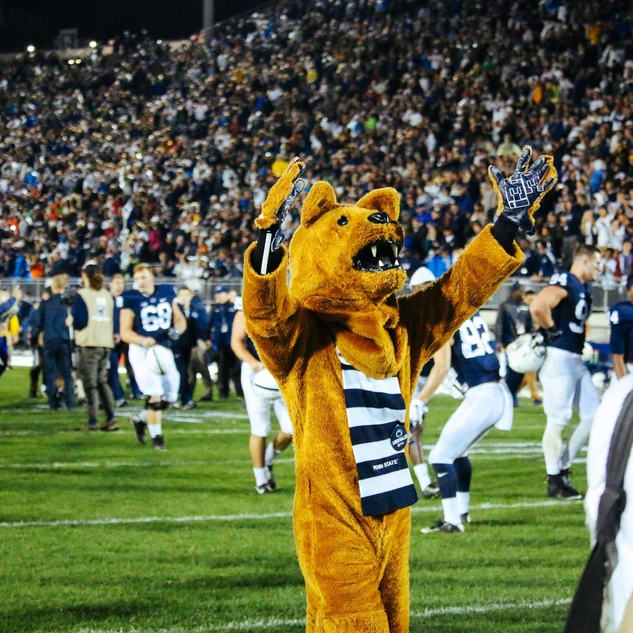Nittany Lion to Be Inducted into Mascot Hall of Fame