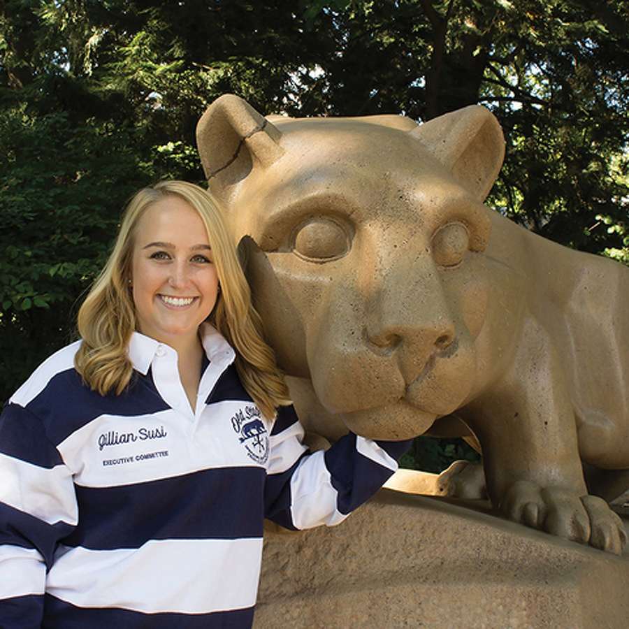 Q&A with Jillian Susi, Penn State Homecoming Executive Director