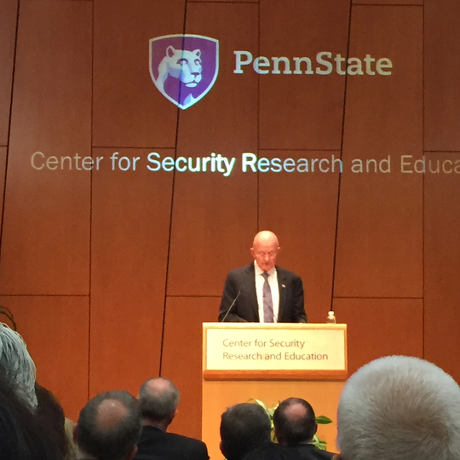 Former Director Of National Intelligence Discusses Russia, Climate Change