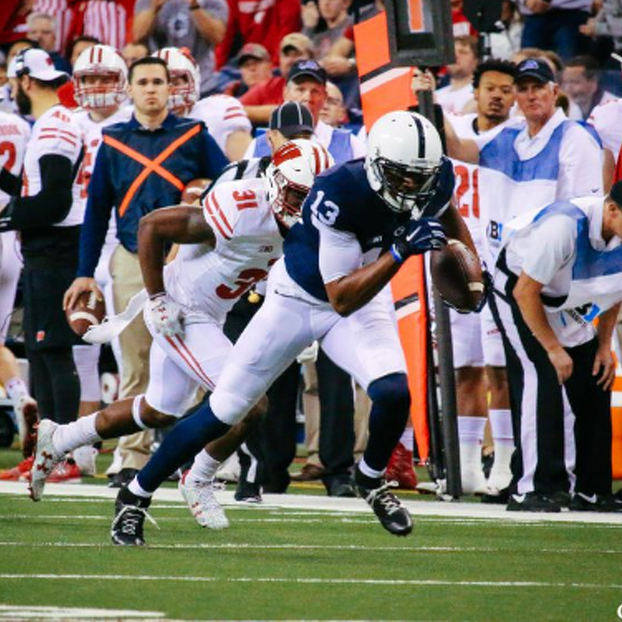Penn State Football: Blacknall Continues The Grind