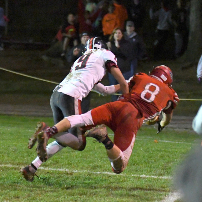 Bellefonte to play for district title