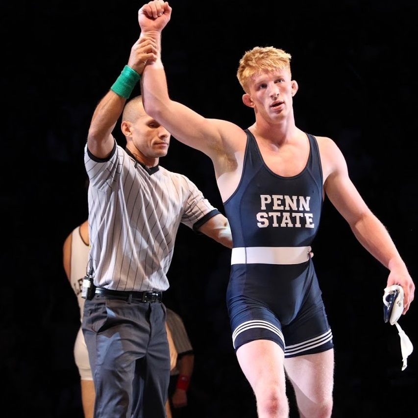Penn State Pins Five En Route to Season-Opening Win Over Army