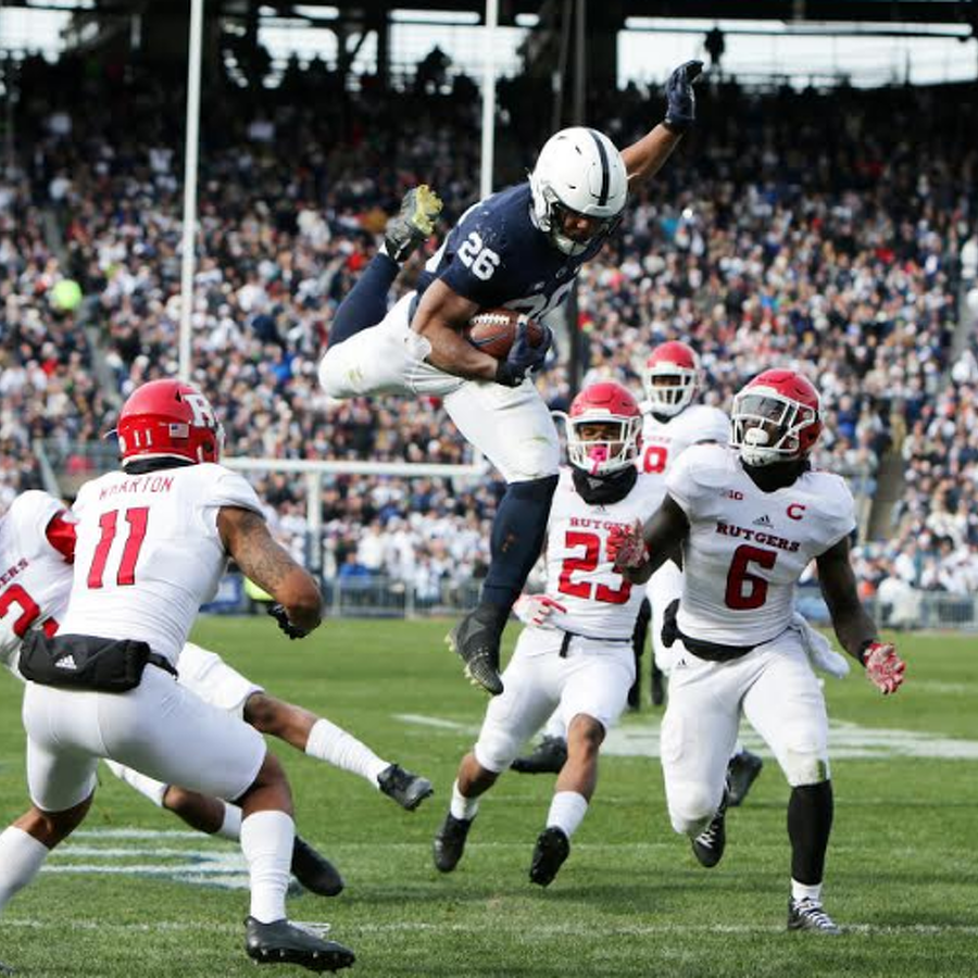 Penn State Football: Nittany Lions Enter Final Stretch With 35-6 Victory Over Rutgers