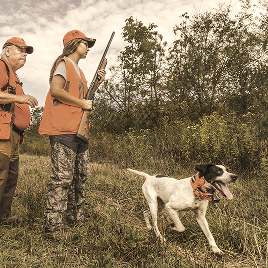 On Point: The Bond Between Hunters and Their Dogs Is About More Than Tracking Game