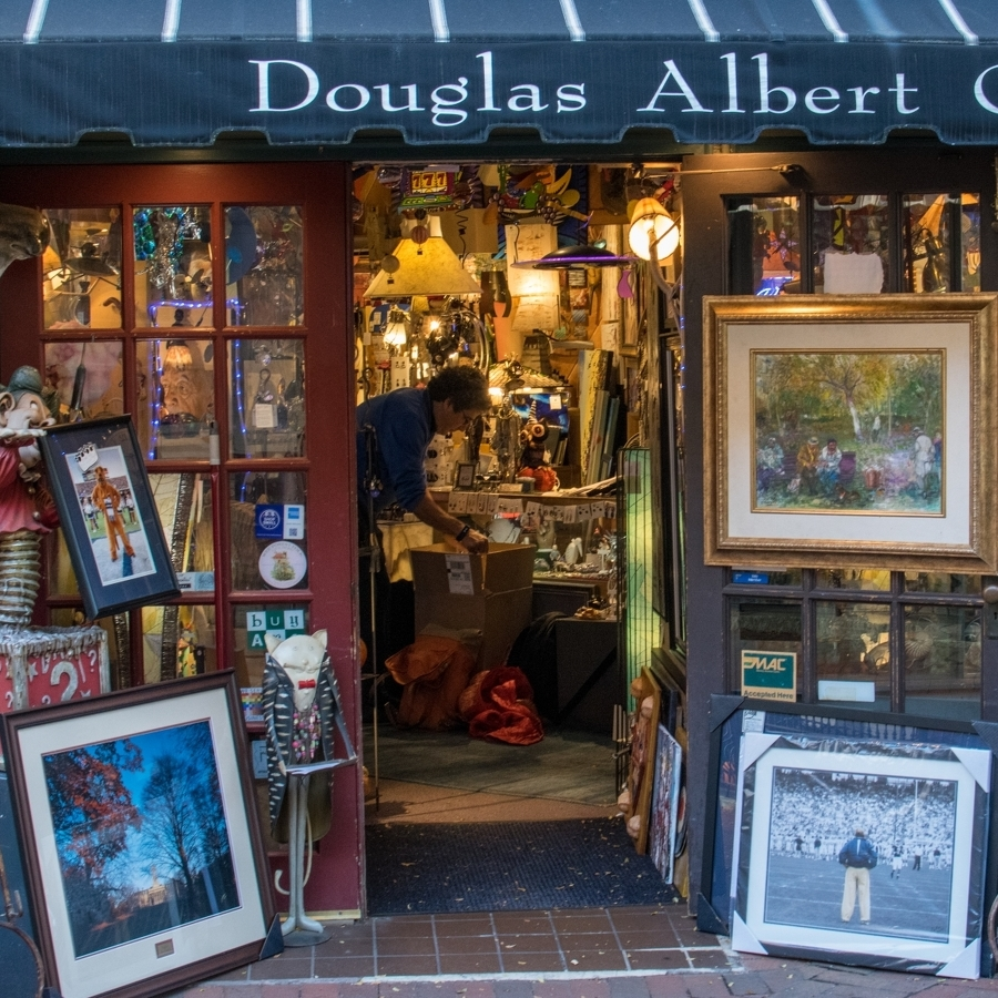 The Douglas Albert Gallery: State College's 'Best Kept Secret'