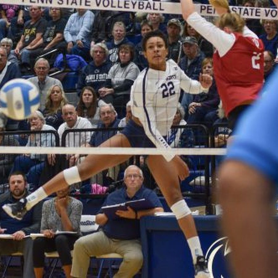 Penn State Women's Volleyball Wins 16th in a Row