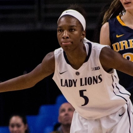 Lady Lions Pick Up Road Win at Marshall