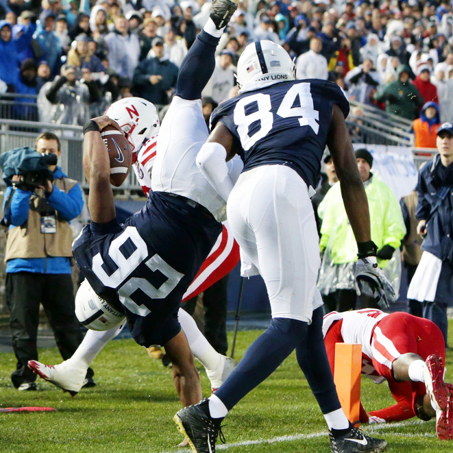 Penn State Football: Barkley Reigns Supreme in 56-44 Win Over Nebraska
