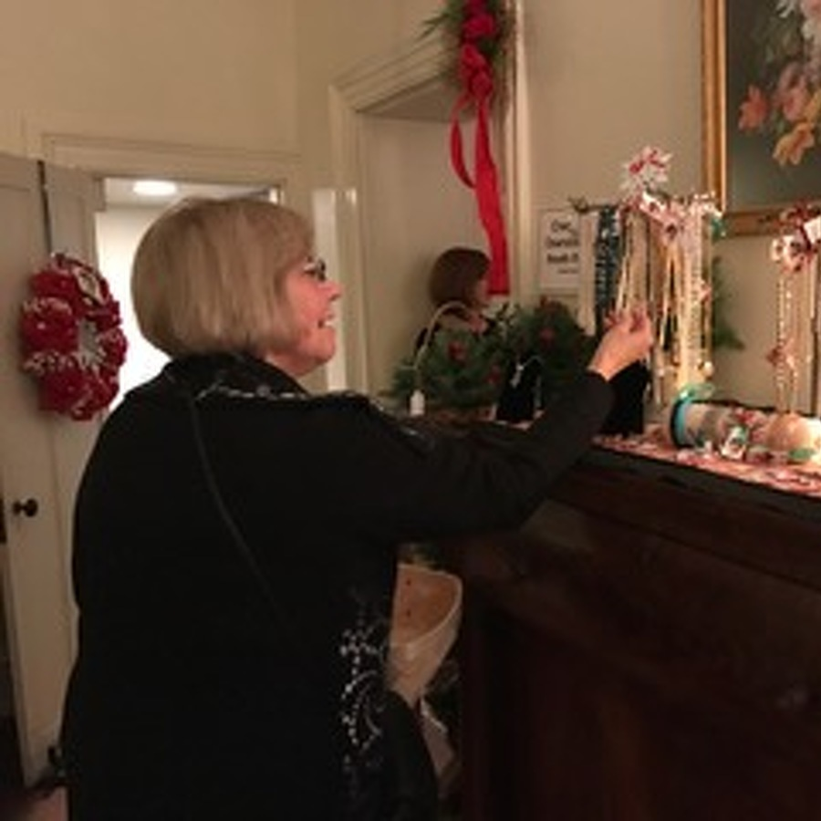 Centre Furnace Mansion's holiday sale features local goods