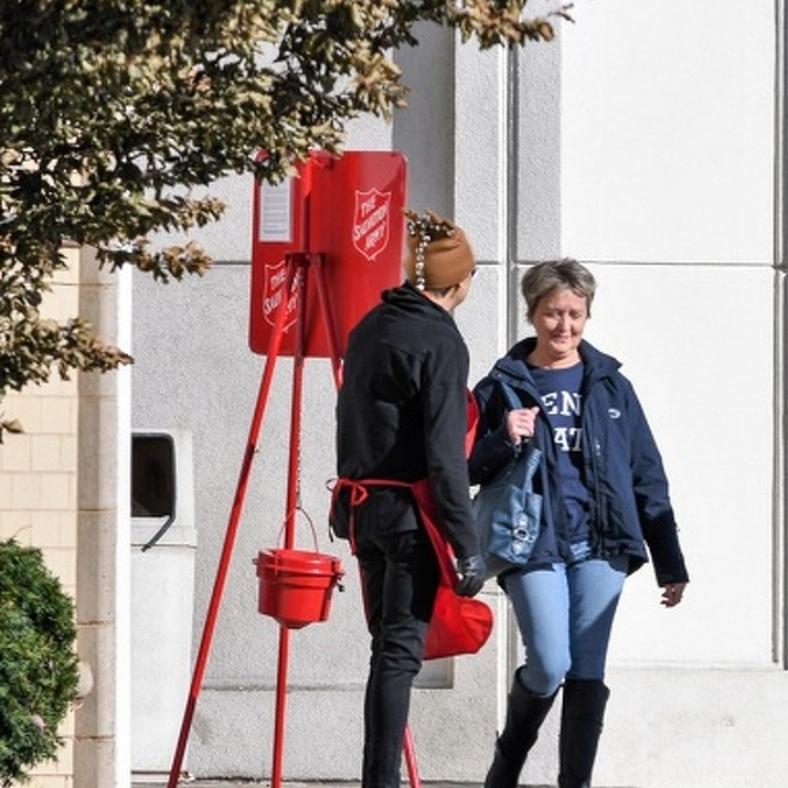 Salvation Army a Family Affair for New State College Leader