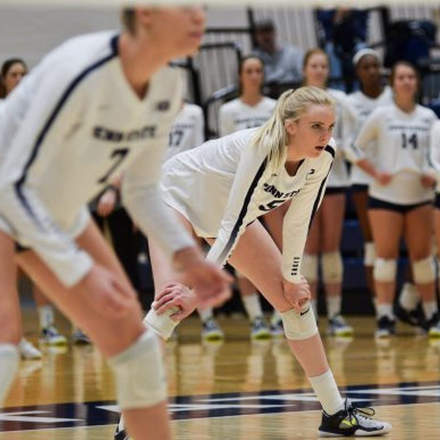 No. 1 Penn State Women's Volleyball Tops Howard to Advance to NCAA Second Round